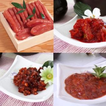 곰소 옹고집1호 (가리비+비빔낙지+명란+젓갈쌈장) 2kg