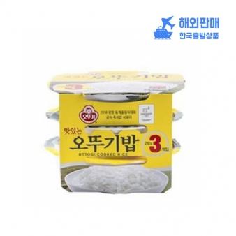 오뚜기밥(기획) (210g*8)*3