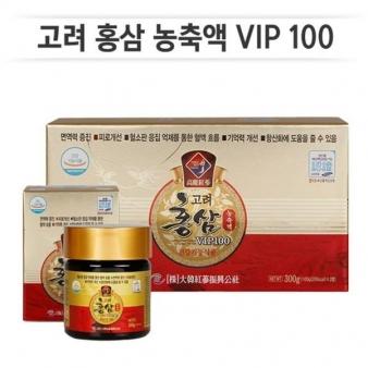 고려 홍삼농축액VIP100 100g*3병