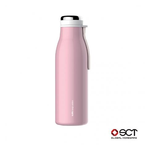 [에지리] 진공 텀블러 500ml 핑크