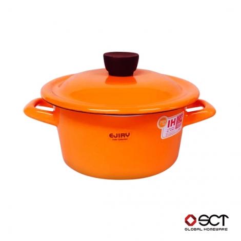 [에지리] 칼라컬렉션 16cm 양수 (오렌지)