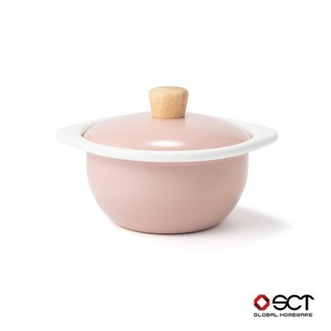 [에지리] 15cm 꼬꼬떼(1.2L / 애쉬 핑크)