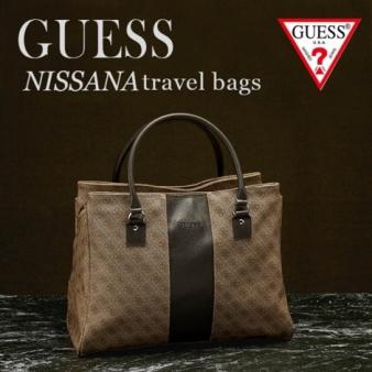 게스(GUESS) NISSANA 트래블 백(쇼핑도트) S6786919