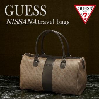 게스(GUESS) NISSANA 트래블 백(캐리온더플) S6786930