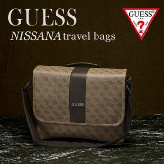 게스(GUESS) NISSANA 트래블 백(메신저백) S6786211