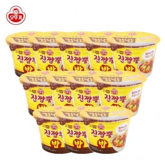 [오뚜기] 컵밥 진짬뽕밥 187g*12개