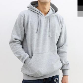 남여커플 기모맨투맨 후드티셔츠