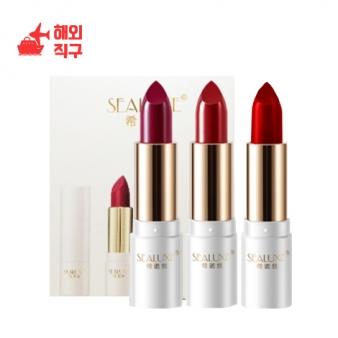 [해외직구]SEALUXE 식물성 립스틱(단단한 제형)
