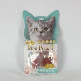 [애완]그대로미니포켓(참치)고양이 10p
