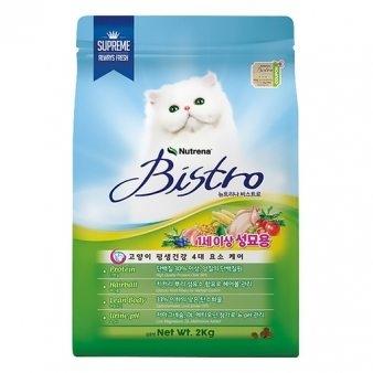 [애완]고양이 비스트로 2kg (1세이상)