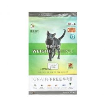 [애완]세라피드 체중관리 고양이 2kg
