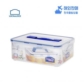 [락앤락] 직사각대용량 김치통 4.8L HPL880
