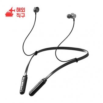 [해외직구]이어폰 목매달려 블루투스 헤드셋 무선 스포츠 휴대용