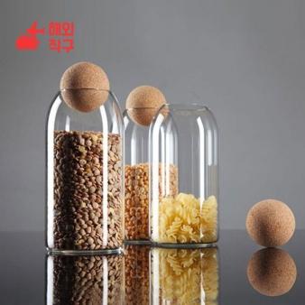 [해외직구]유리 병 밀폐 캔