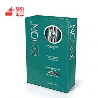 [해외직구]키논 x 30 정 천연 비타민 K2 (MK-7)
