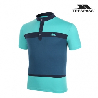 [트레스패스] 남성용 배색포인트 티셔츠 3(TPMSST003)
