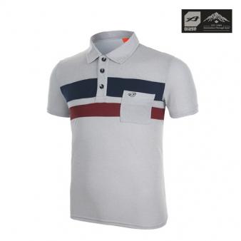 [오레이지] 남성용 기능성 CITY PK 티셔츠 6(OMTSM203)