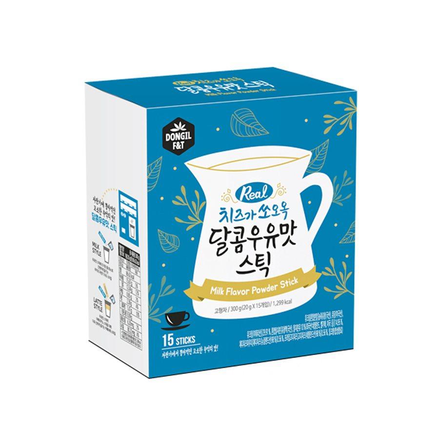 [동일] 달콤우유맛(스틱) 15티