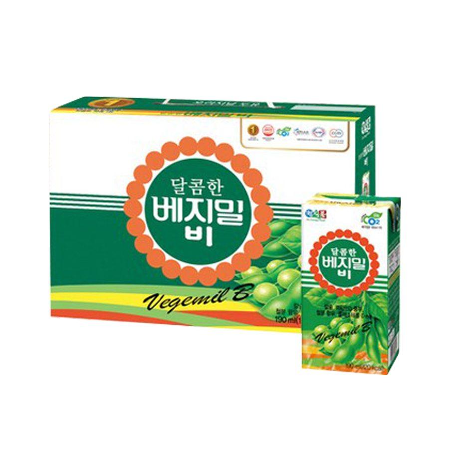 [베지밀] 베지밀B 190ml*24