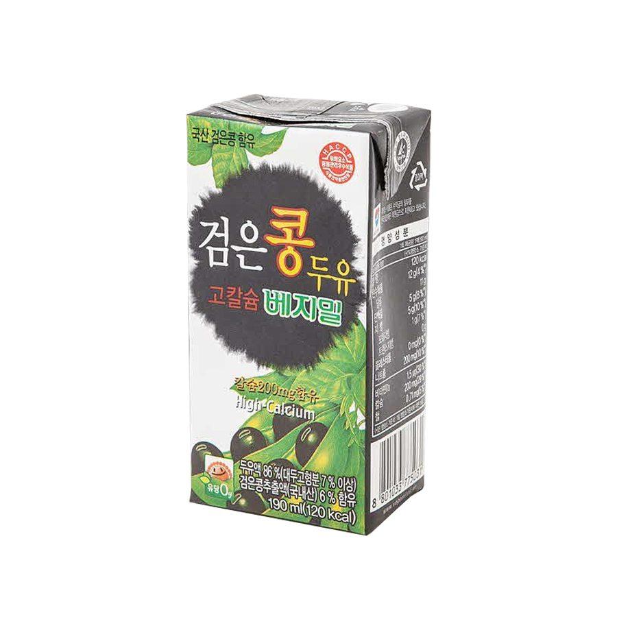 [베지밀] 베지밀 검은콩 190ml*24