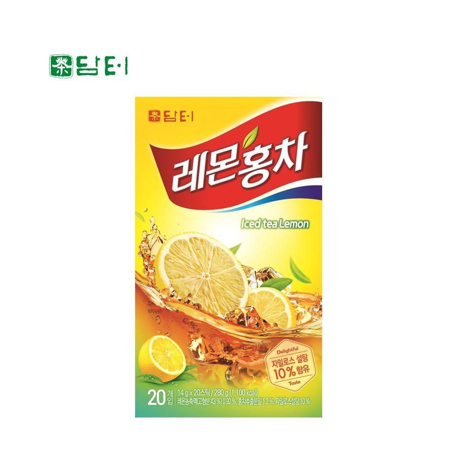 [담터] 레몬홍차 20스틱 (280g)