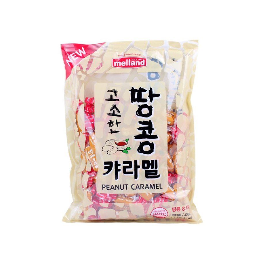 [국제] 땅콩카라멜 400g