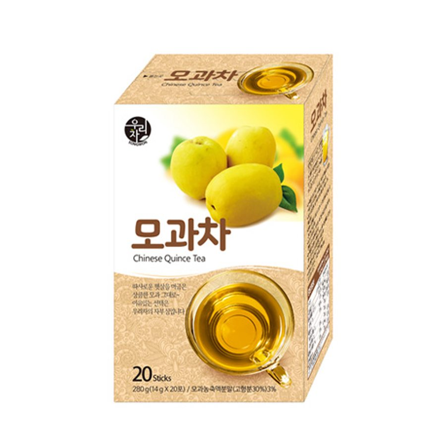 [송원] 모과차 20티