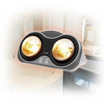 순간발열난방/욕실용히터/핫돌이/벽걸이형 2구H