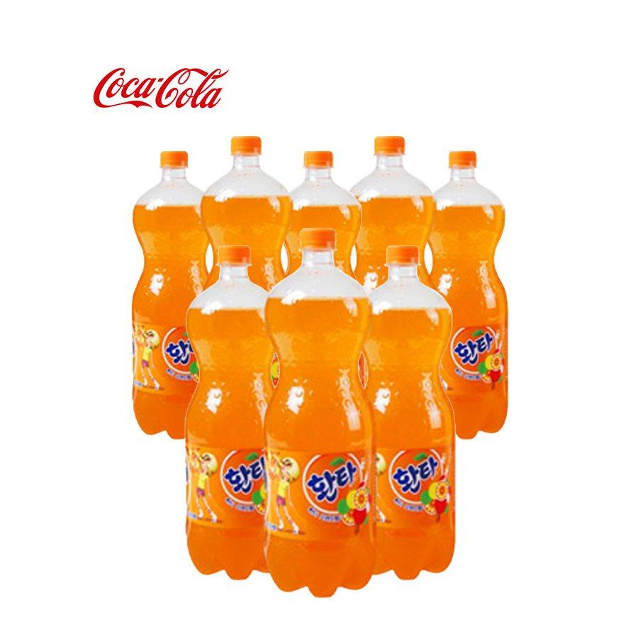 [코카콜라] 환타(오렌지) 1.5L*12