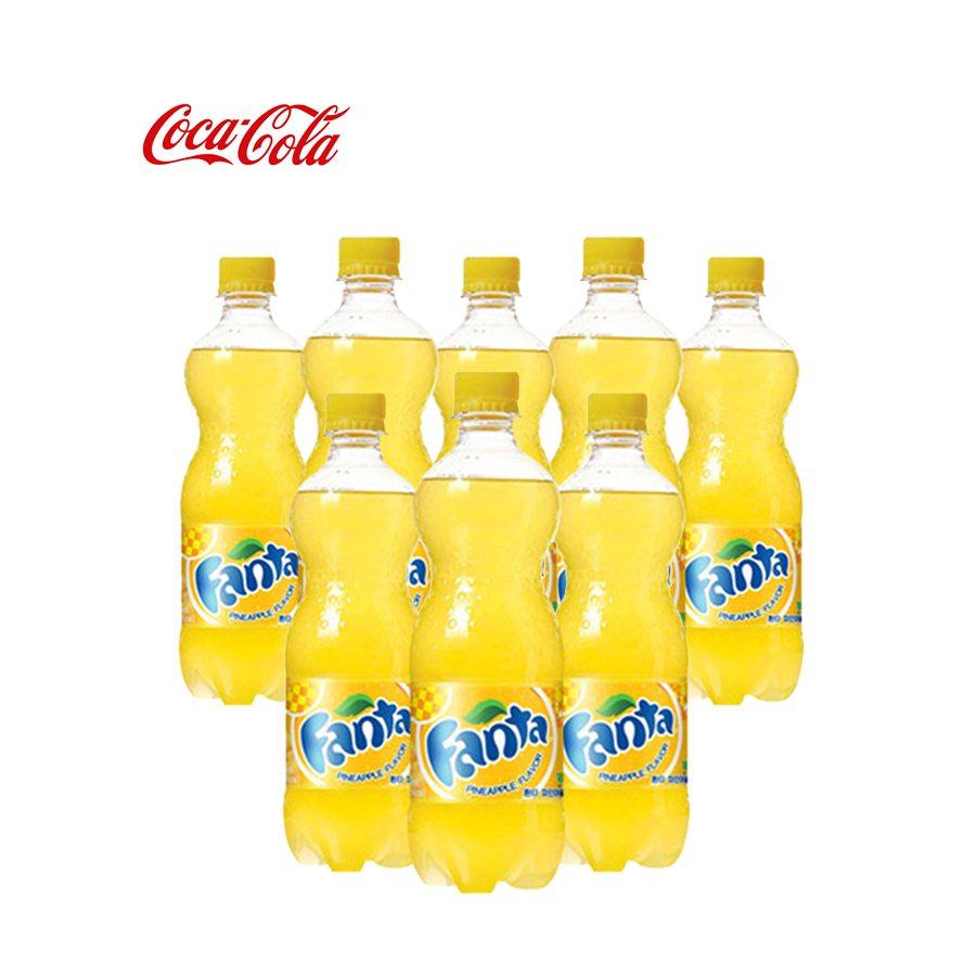 [코카콜라] 환타(파인애플) 1.5L*12