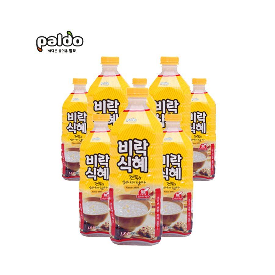 [팔도] 비락식혜 1.8L*8