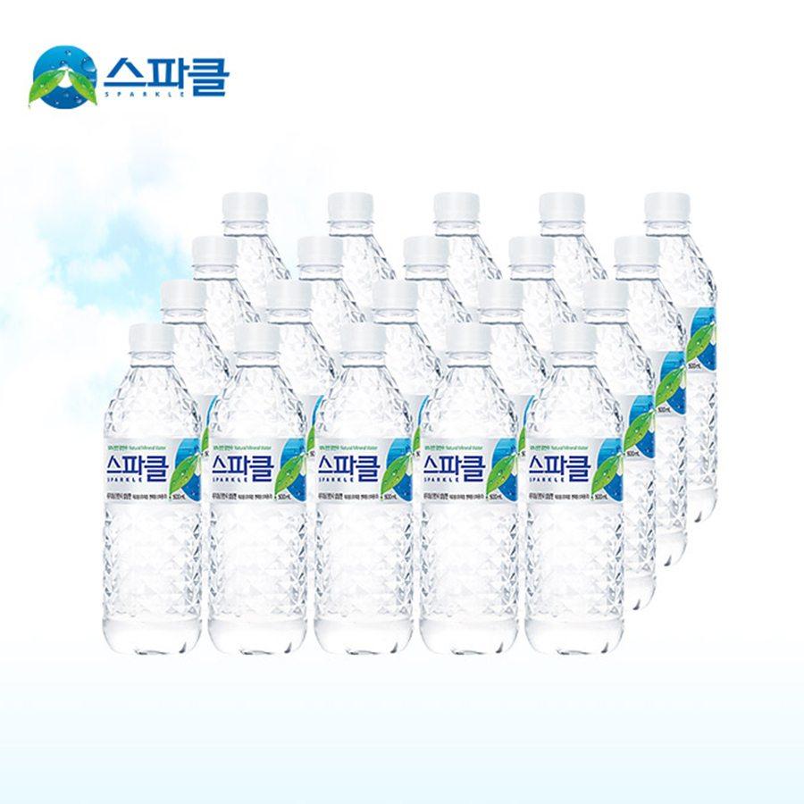 [스파클] 스파클 생수 500ml*20 (물)