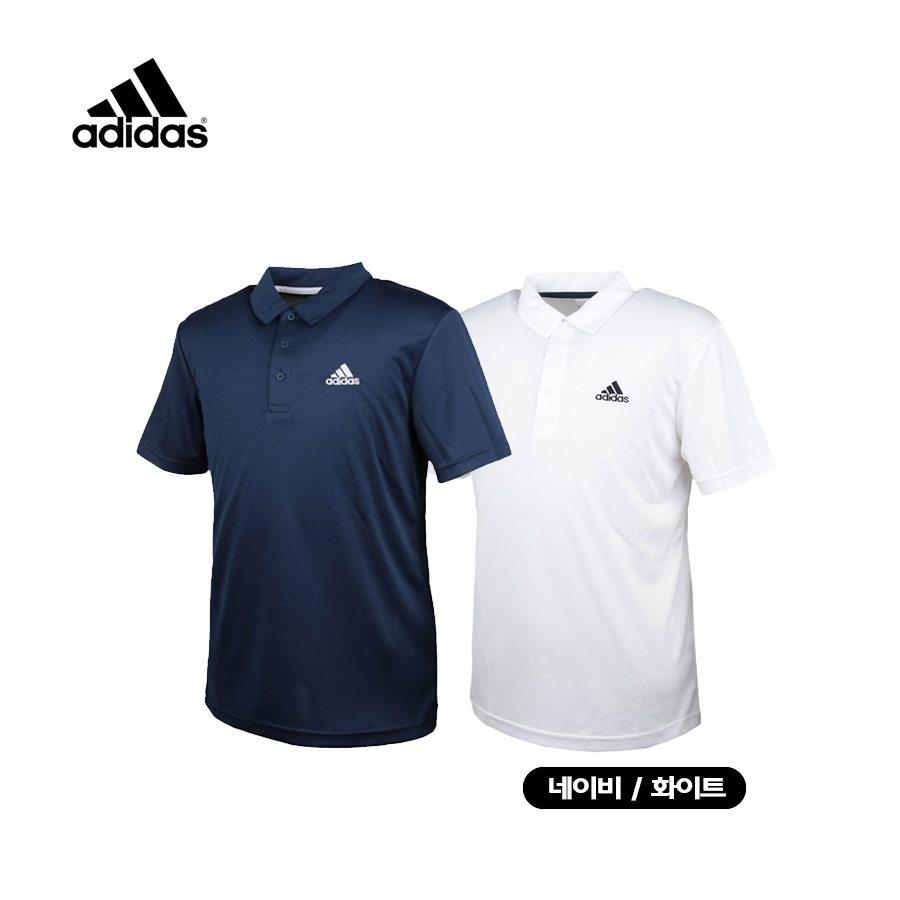[복사] [DS] 아디다스 카라 티셔츠